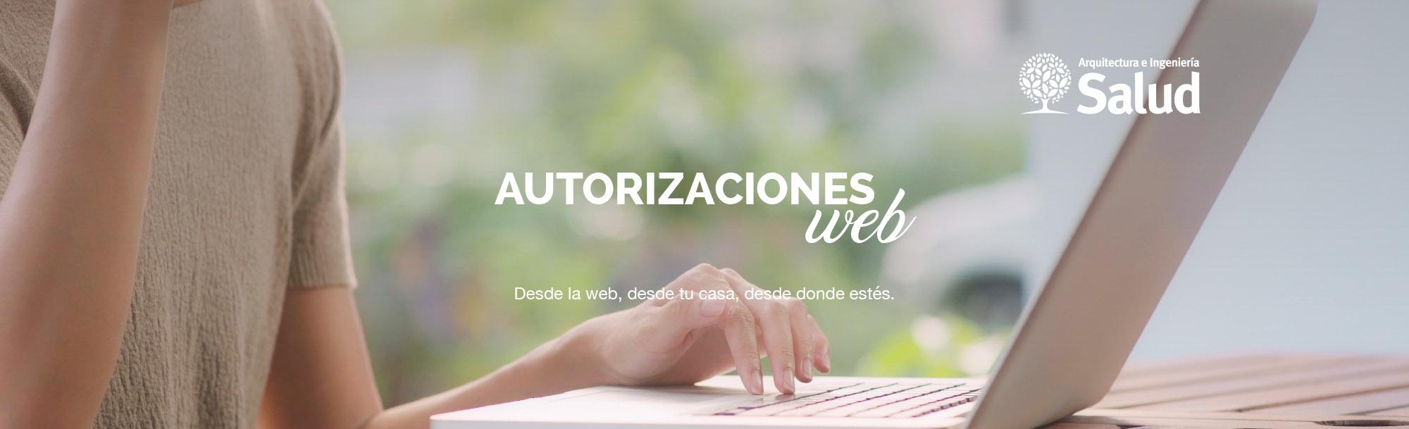 Autorizaciones Web