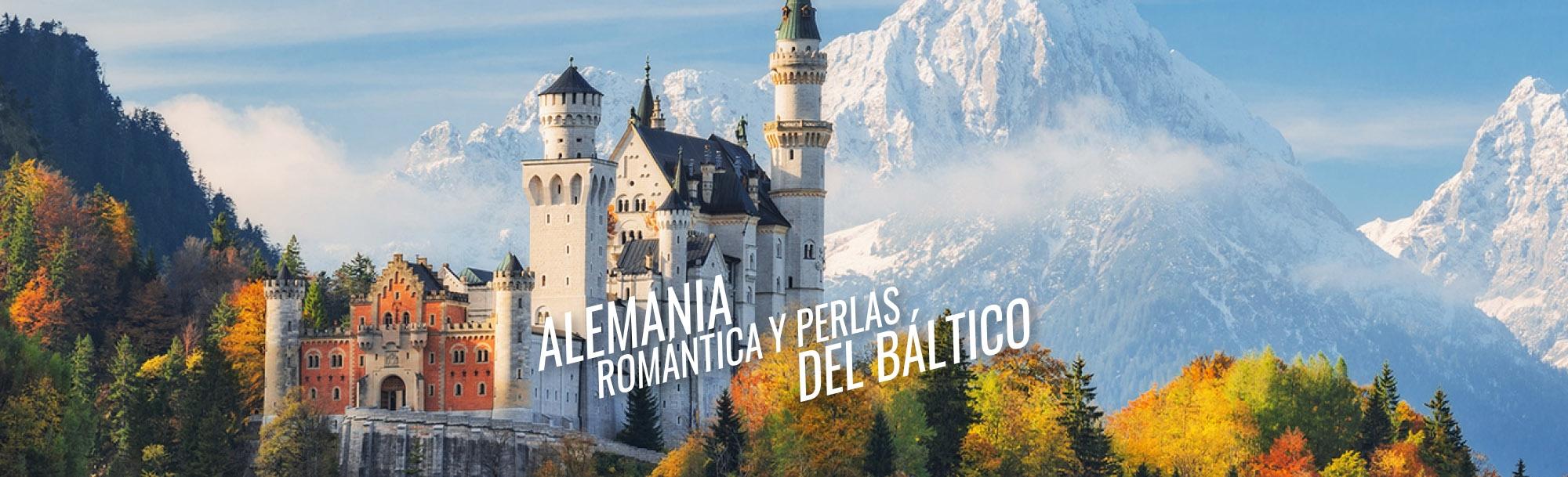 Alemania romántica y perlas del Báltico