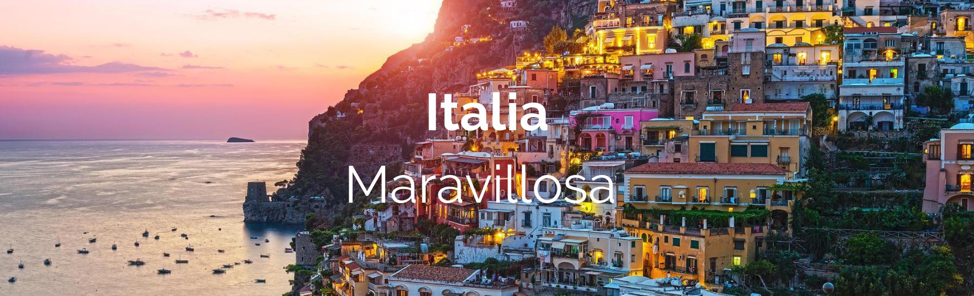 Italia Maravillosa