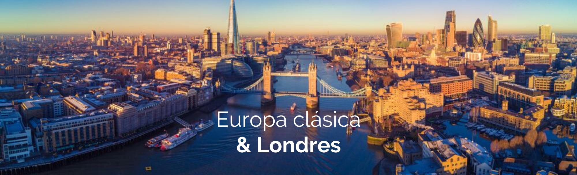 Europa clásica y Londres