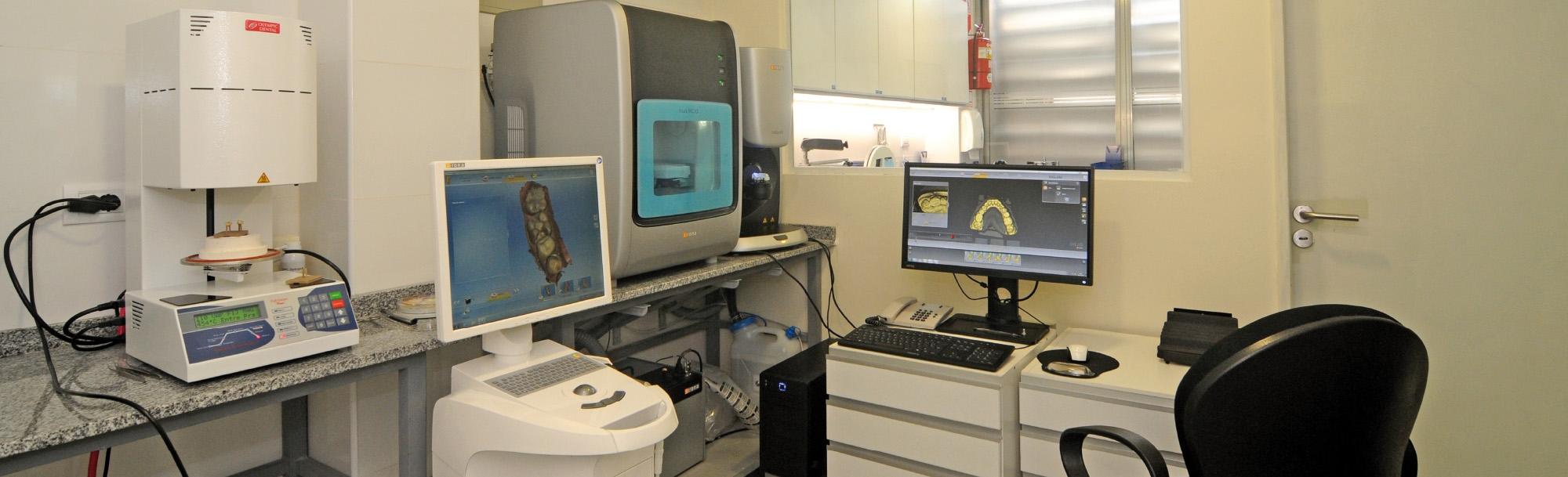 Laboratorio Odontológico en el CEDE
