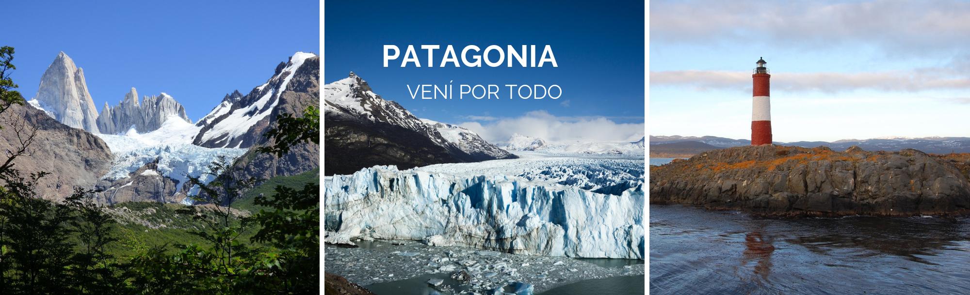 Patagonia Vení por todo