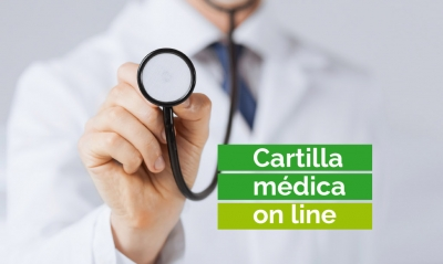 Cartilla médica on line