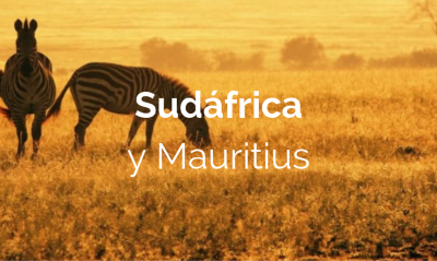 Sudáfrica  y Mauritius